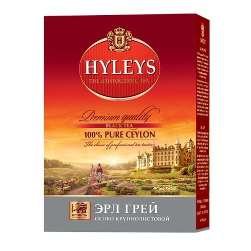 Чай Hyleys Earl Grey 100 г