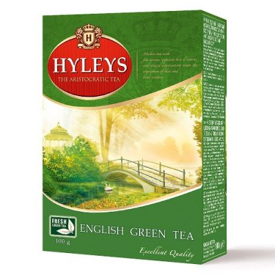 Чай Hyleys English Green 100 г