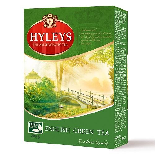 Чай Hyleys English Green 100 г