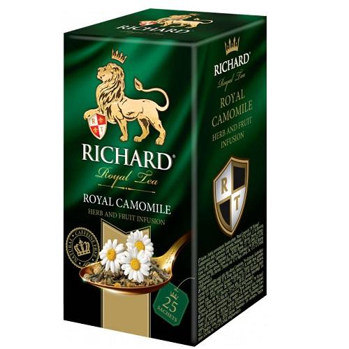 Чай Richard Royal Camomile 25 пакетов