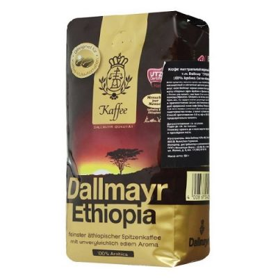 Кофе в зернах Dallmayr Ethiopia 500 г