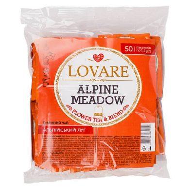 Чай Lovare Alpine Meadow 50 пакетов