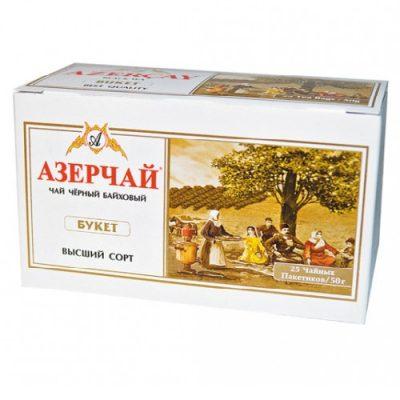 Чай Azercay чёрный