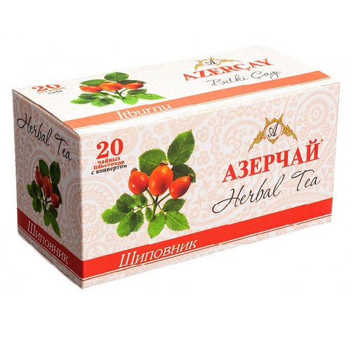 Чай Azercay шиповник