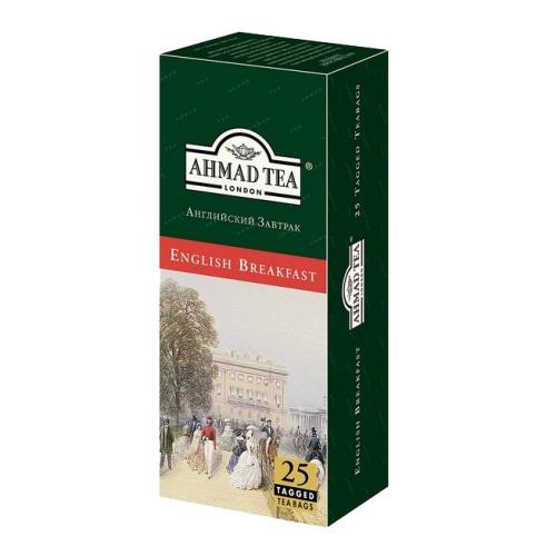 Ahmad Tea English Breakfast 25 пакетов