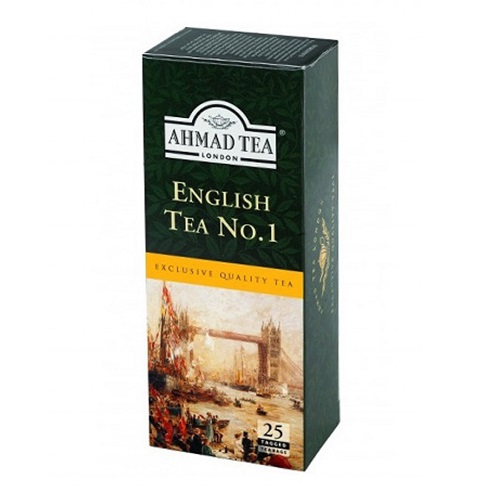 Ahmad Tea English Tea №1 25 пакетов
