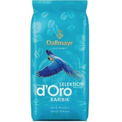 Кофе в зернах Dallmayr Karibik dOro 1 кг