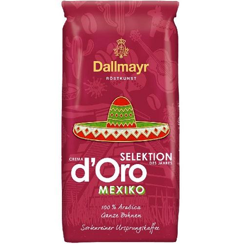 Кофе в зернах Dallmayr Mexico dOro 1 кг