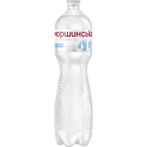 Вода Моршинская 1,5л негазированная пластик