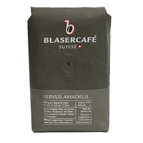 Кофе в зернах Blasercafe Servus Amadeus