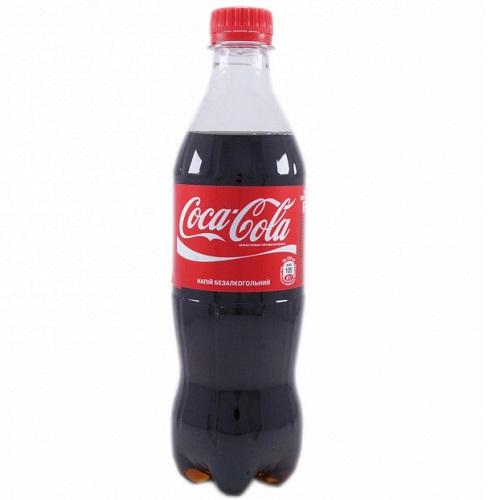 Напиток Coca-cola 0,5 л пластик
