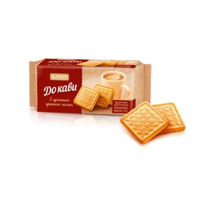 Печенье Рошен К кофе топленое молоко 185 г