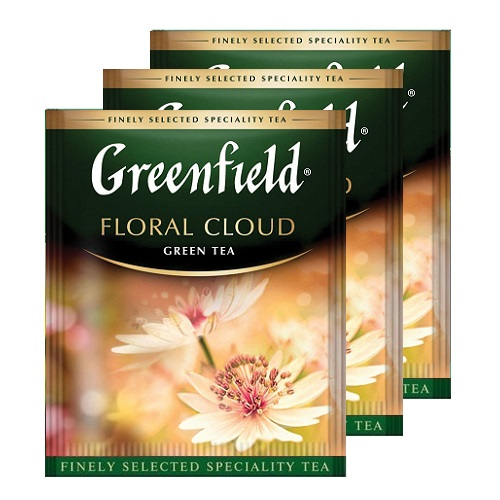 Greenfield Floral Cloud 100 пак му Horeca