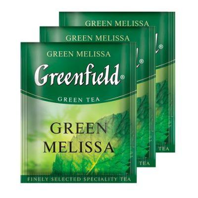 Greenfield Green Melissa 100 пак му Horeca