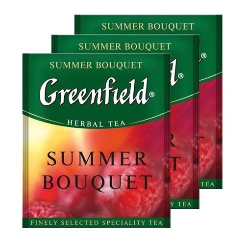 Greenfield Summer Bouquet 100 пак му Horeca