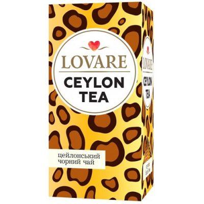 Чай Lovare Golden Ceylon 24 пакетов